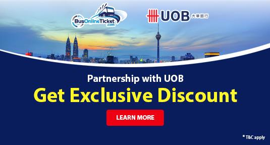 Exclusive Discount for UOB Customers