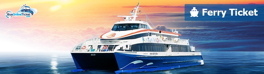 Book Ferry Tickets Online to Batam, Bintan, Desaru, Langkawi
