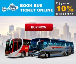 Buy your bus tickets conveniently!