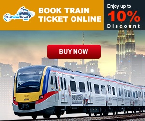 Buy your train tickets conveniently!