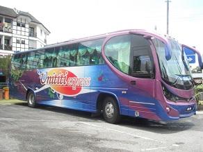 bus to cameron highlands