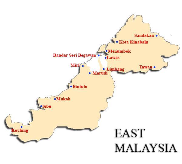 east malaysia