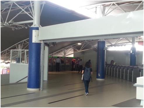 Bandar Tasik Selatan LRT Station