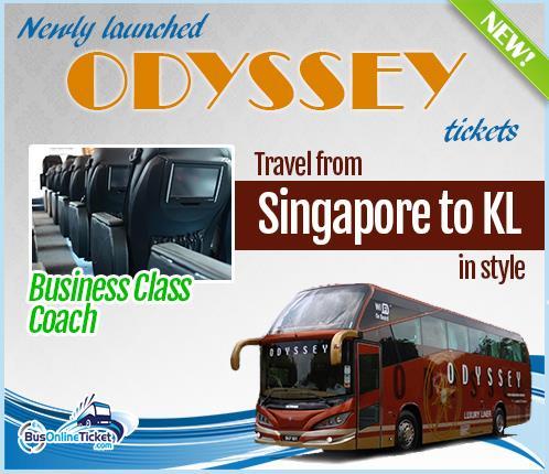 Odyssey Prestige Coaches