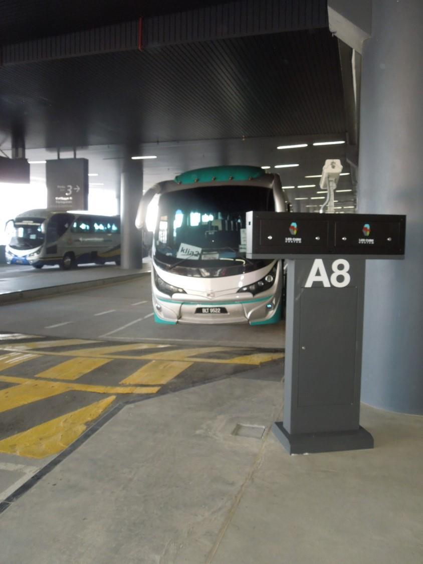Bus area