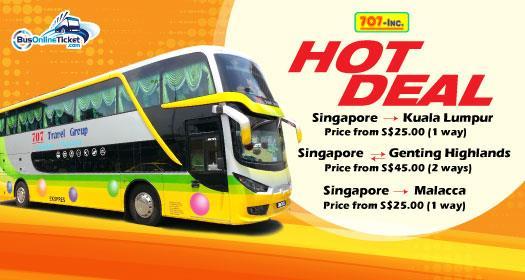 707 bus service