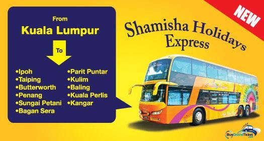 Shamisha Holidays Express