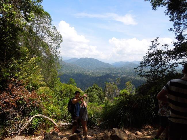 taman negara gunung tahan