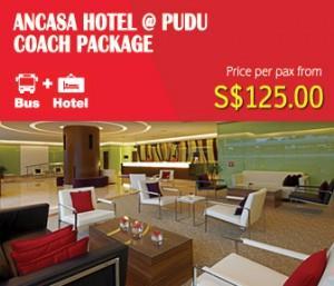 Ancasa Express Pudu Coach Package