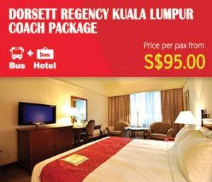 Dorsett Regency Kuala Lumpur Coach Package