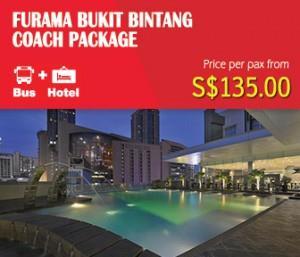 Furama Bukit Bintang Coach Package