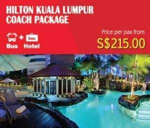 Hilton Kuala Lumpur Coach Package