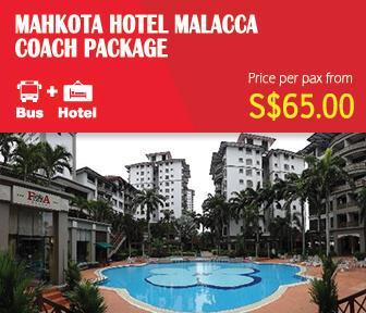 Mahkota Hotel Malacca Coach Package
