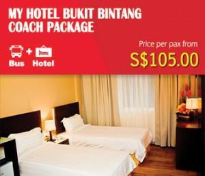 My Hotel Bukit Bintang Coach Package