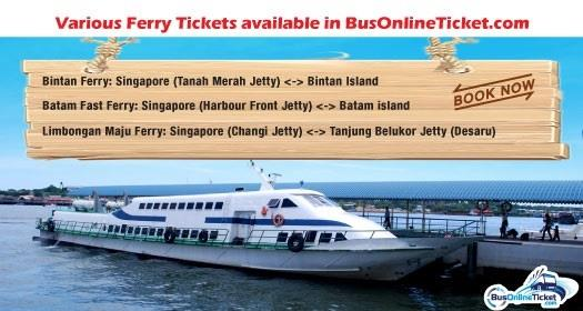 Ferry Ticket Busonlineticket Com