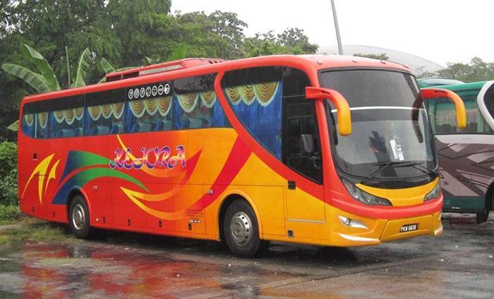 Kejora Masyhur Sdn Bhd provides Kejora Express bus service departs from TBS to various parts of Malaysia
