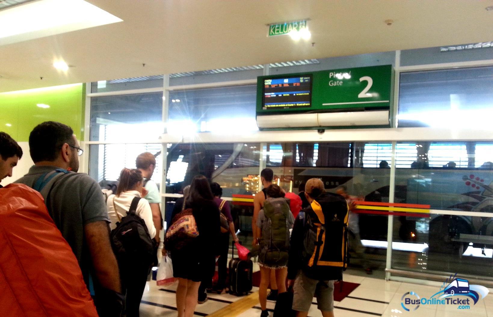 TBS Gate 2