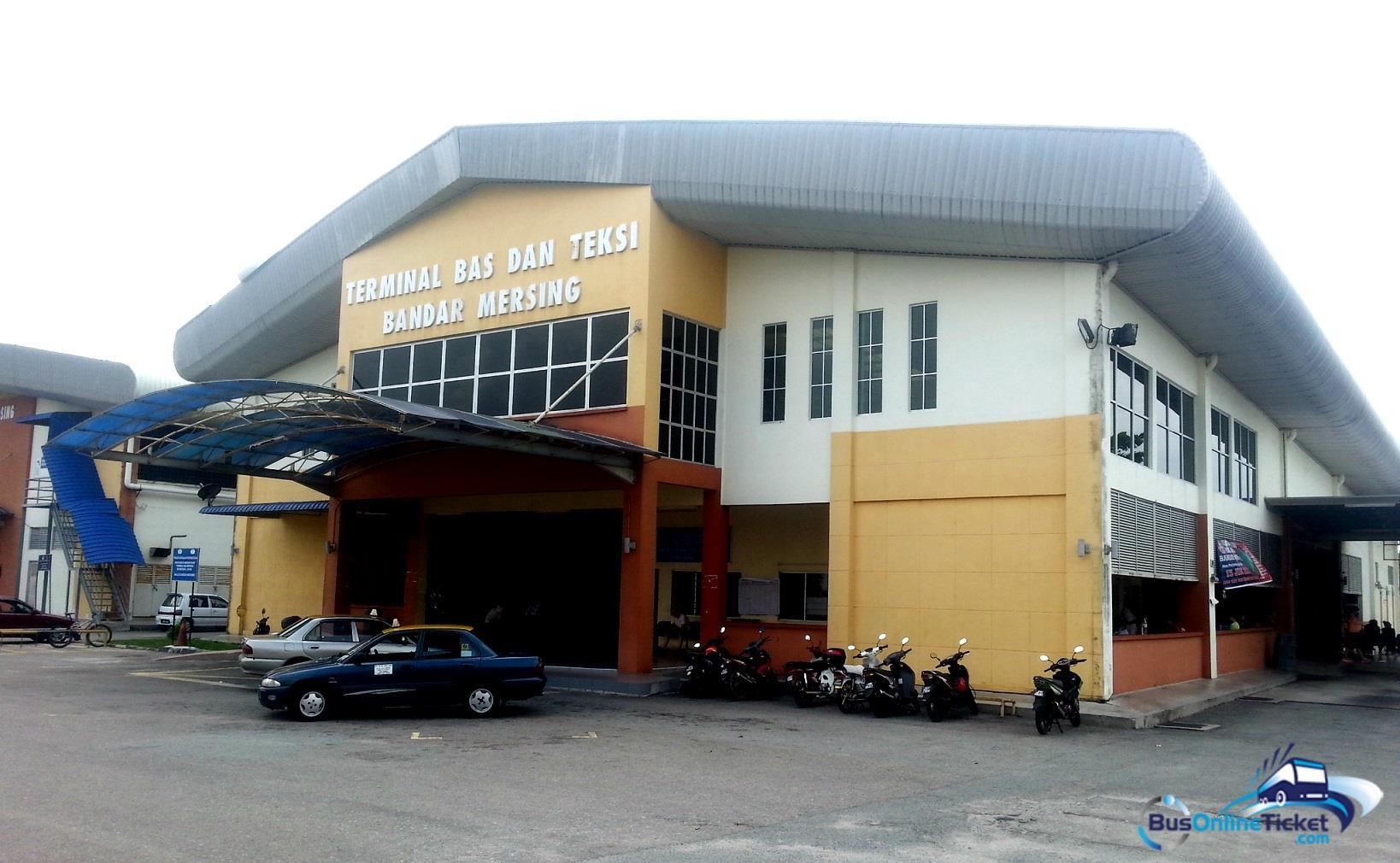 Mersing Bus Terminal