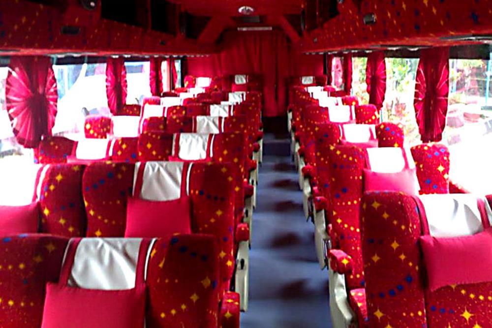 Maju Express Seat