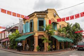 Malacca Jonker Walk