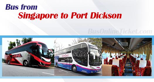 Bus Singapore to Port Dickson