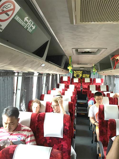 Delima Express Inside