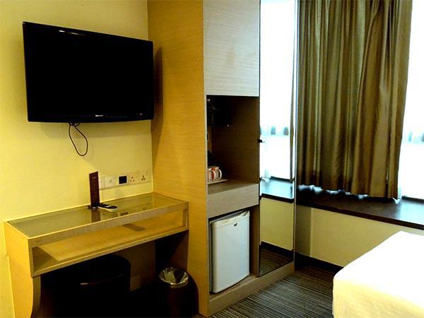 Hotel room inside