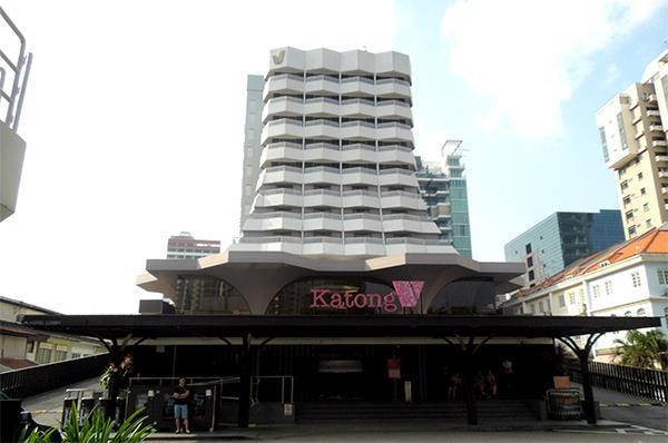 Katong V Singapore