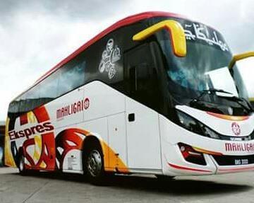 Mahligai Ekspres Bus