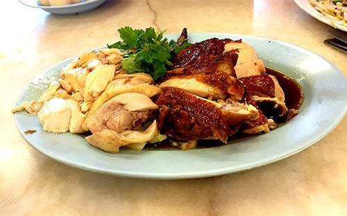 Melaka Famous Chicken Rice Balls