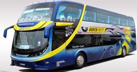 Super Nice Express Bus