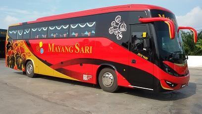 Mayang Sari Express Bus