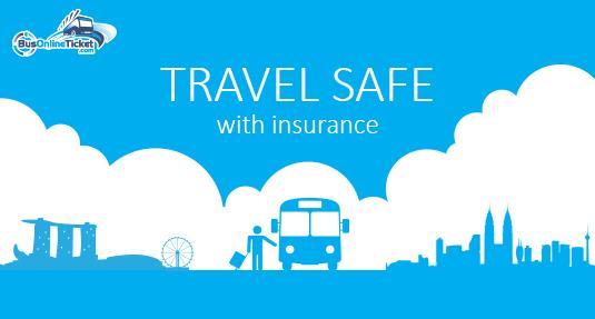 Travel Insurance Awareness with BusOnlineTicket.com