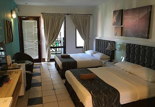 Paya Beach Resort Room