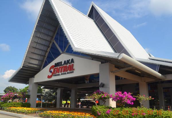 Melaka Sentral Bus Terminal