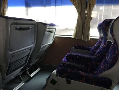Design of LPMS bus seat