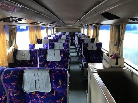 LPMS bus interior design