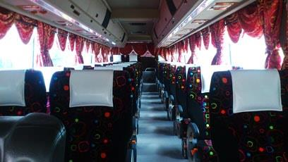 Mayang Sari Express Inner View