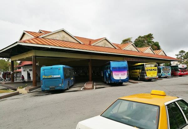 Seri Manjung Bus Station Building
