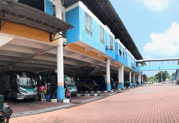Sg Nibong Bus Terminal