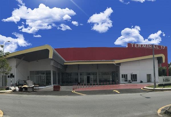 Shah Alam Bus Terminal Seksyen 17