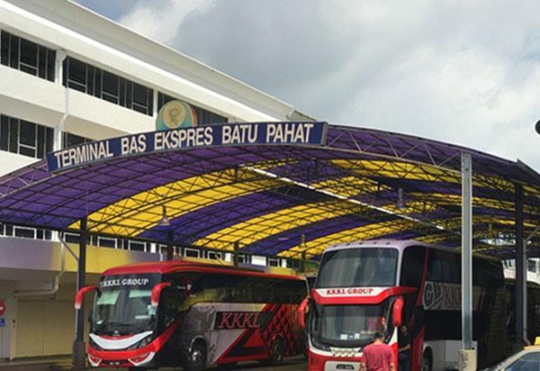 Batu Pahat Bus Terminal