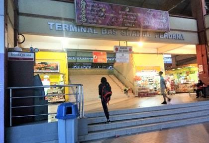Terminal Bas Shahab Perdana