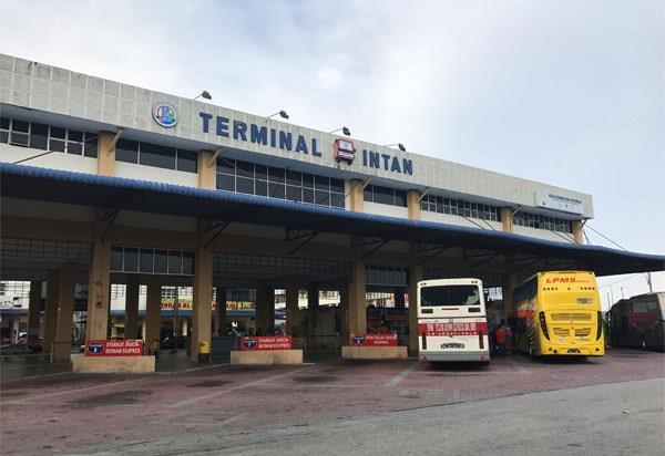 Terminal Intan Building