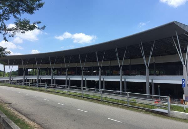 Kuantan Sentral Bus Terminal