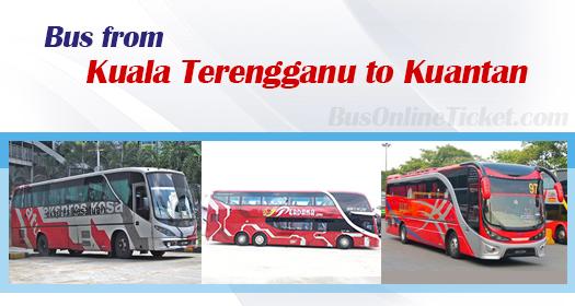 Bus from Kuala Terengganu to Kuantan