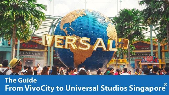 Universal Studios Singapore® from Vivocity