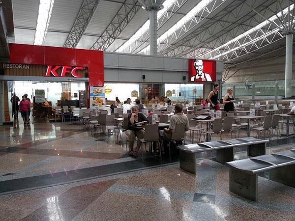 KFC at KL Sentral