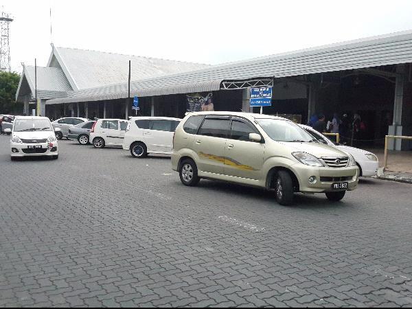 Kuala Perlis Jetty