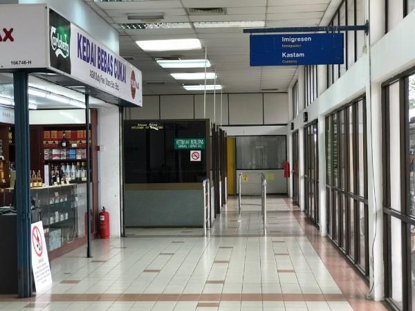 Padang Besar Malaysia Immigration